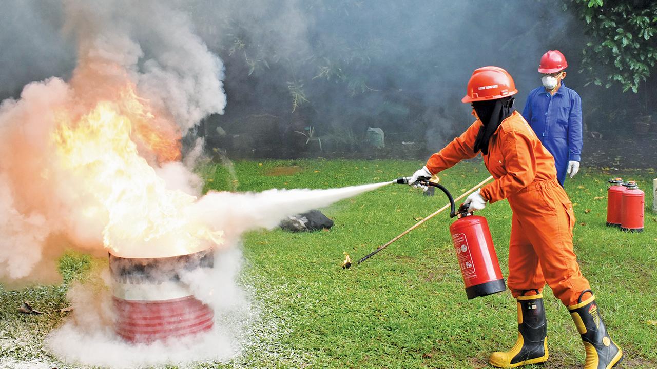 Pelajari SOP Pelatihan Jika Terjadi Kebakaran